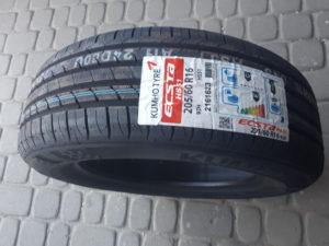 Купити Літо Kumho HS51 R16