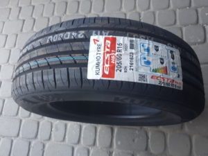 Купити Літо Kumho HS61 R16