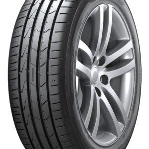 Hankook K115.Літо.Венгрія.Асиметрія.Міцні боковини із відбійниками. Сира гума всередині шини сприяє затягуванню проколів.Хороше зчеплення з поверхнеюю.Великий ресурс.